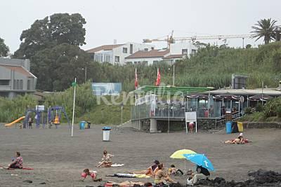 Pópulo ou Pequena beach