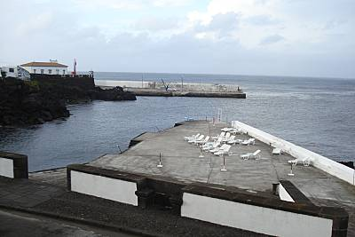 Cais da Calheta beach