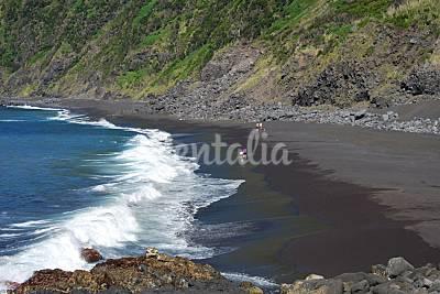Norte ou Fajã beach
