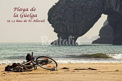 La Huelga beach