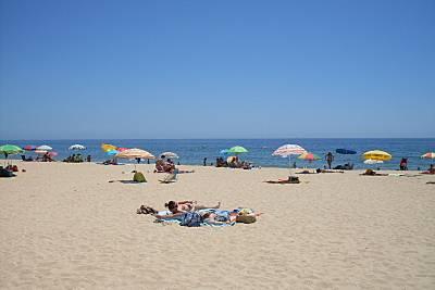 Marina de Vilamoura beach
