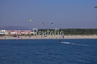 Cabedelo- Viana do Castelo beach