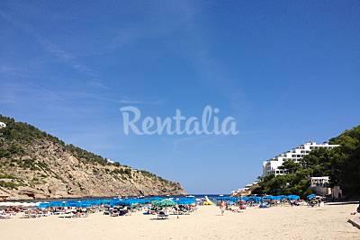 Cala Llonga beach