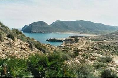 Playa Playazo de Rodalquilar