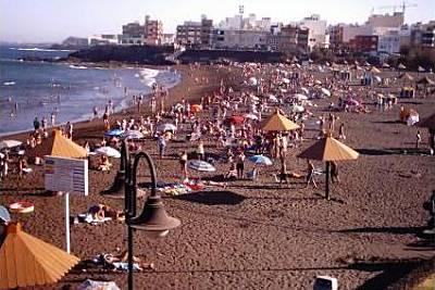 Playa Melenara