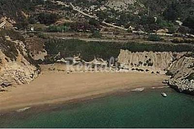 Cala Morisca beach