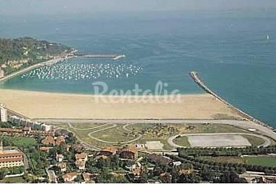 Playa Hondarribia (Fuenterrabia)