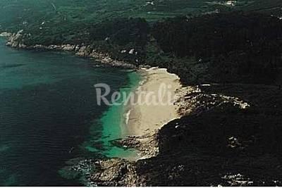 Playa Melide (Isla de Ons)