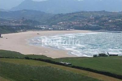 Playa el cabo gerra en san vicente de la barquera cantabria apartamentos y casas de vacaciones - Apartamentos en cantabria playa ...