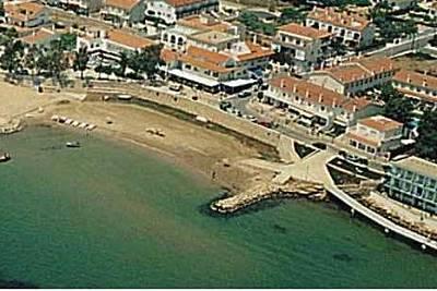 Resultado de imagen de sant carles dela rapita playa