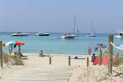 Playa Illetes