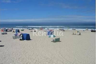 Torreira beach