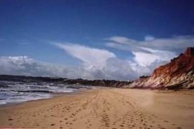 Falésia beach