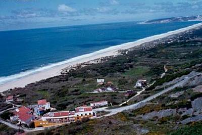 Salgado beach