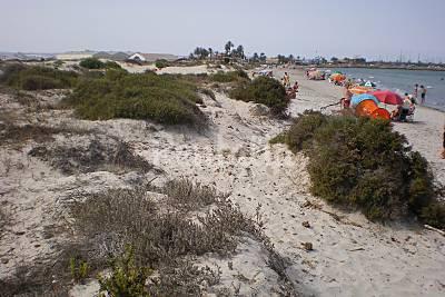 La Llana beach