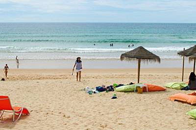 Praia Cabana do Pescador / Concessão