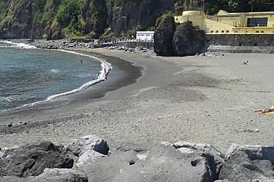 Praia Povoação ou Palames