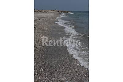 Piedra del Moro beach