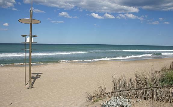 Foto spiaggia la garrofera valencia 1 1 for Spiaggia malvarrosa valencia
