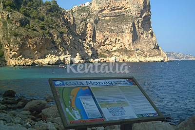 Cala del Moraig beach