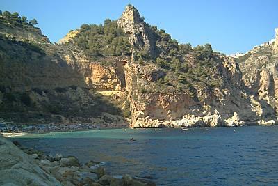 Spiaggia Cala del Moraig