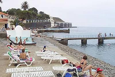 Palmeiras beach