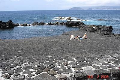 Praia Calhau do Monte
