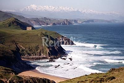 Playa el sable en suances cantabria apartamentos y casas de vacaciones - Apartamentos en cantabria playa ...