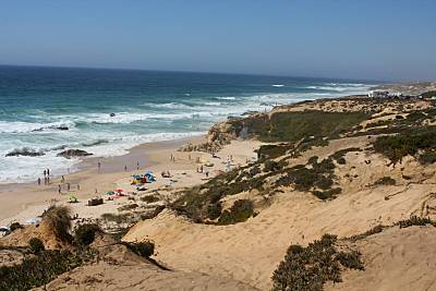 Vila Nova de Milfontes beach
