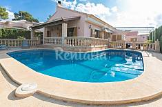 House for 6 people in Llucmajor Majorca