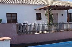 House for 9 people in Algarinejo Granada