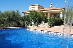 Apartment for 8 people in Chella Valencia