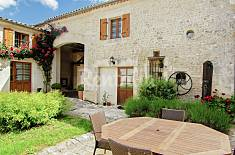 Villa en alquiler en Saint-Preuil Charante