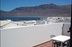 Apartamento para 4 personas en Caleta de Famara Lanzarote