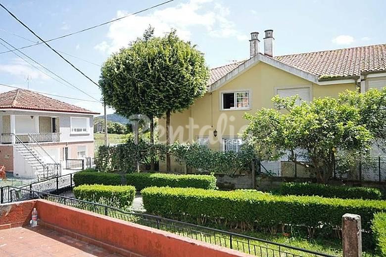 Apartamento en alquiler en galicia portugalete muros for El jardin portugalete