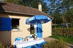 Apartamento para 4 pessoas em Saint-Honore-Les-Bains Nièvre