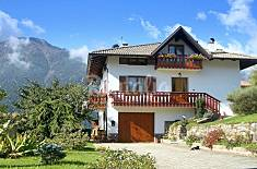 Apartment for 5 people Val d'Ultimo Trentino