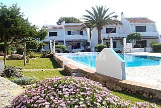 Apartam. de ensueño de 2 hab. dobles, con piscina Menorca