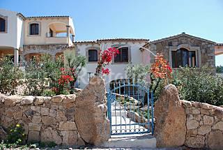 Villa para 4-13 personas a 300 m de la playa Olbia-Tempio