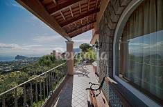Villa for rent only 600 meters from the beach Naples