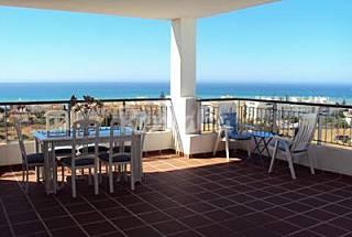 Impresionantes vistas 400 m playa 4 personas Málaga