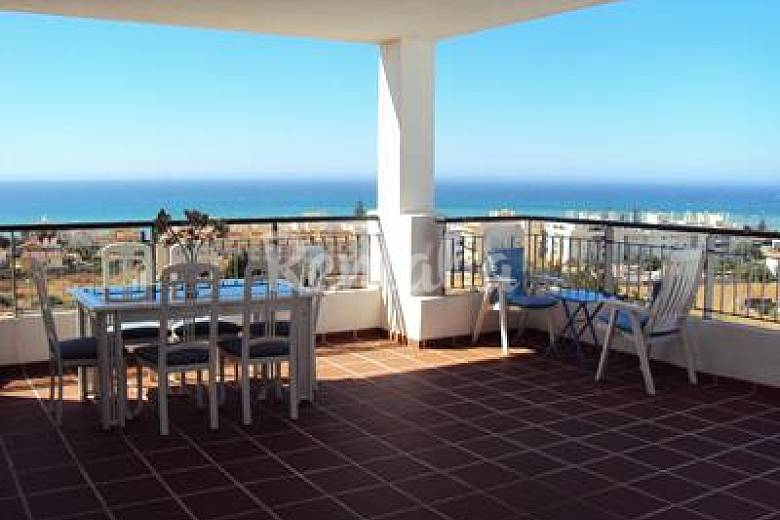 Apart. for 4 people only 400 meters from the beach Málaga