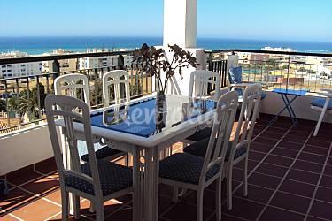 Apart. Terrace Málaga Rincón de la Victoria Apartment