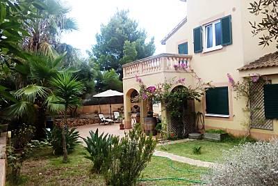Casa de 2 habitaciones a 500 m de la playa Mallorca