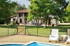 Casa per 8 persone - Aquitania Landes