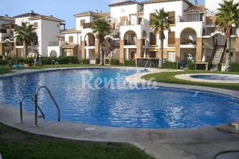 Apartamento en alquiler en puerto rey puerto rey vera for Apartamentos en vera almeria