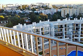 Apartment with 2 bedrooms only 100 meters from the beach Algarve-Faro