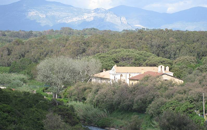Villa Latina Sabaudia villa -