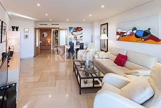 AG Apartamento de lujo en 1ª línea de playa Valencia