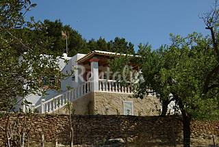 Villa for 4-6 people only 1500 meters from the beach Ibiza